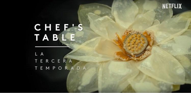 Chef's Table 3 ya está disponible en Netflix