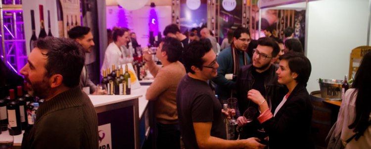Expo Delicatessen y Vinos 2017