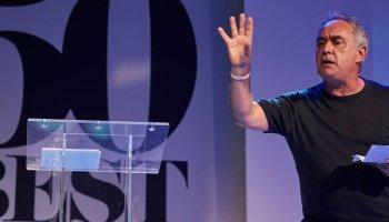 Ferran Adrià en 50 Best Talks