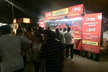 Los amigos, Tunga y Cuba, los mejores choripanes de 2018