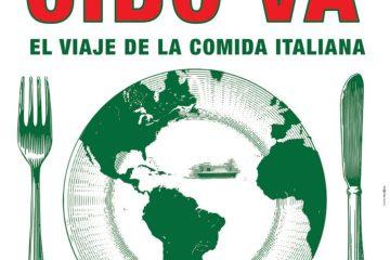 E il cibo va, el viaje de la comida italiana