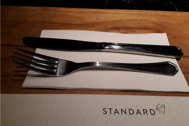 Standard 69, el bar de tapas de Javier Rodriguez