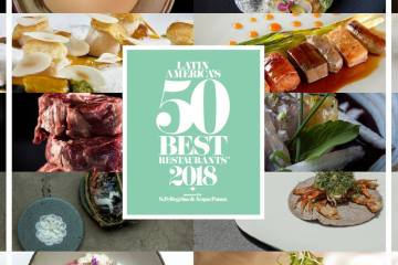 Latin America's 50 Best Restaurants 2018
