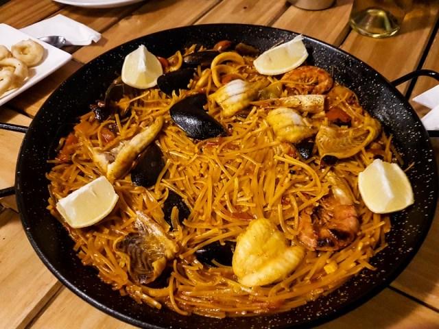 Albufera, cocina española en Córdoba
