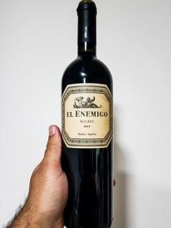 El Enemigo Malbec - 2015