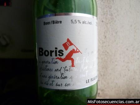 Cerveza Boris