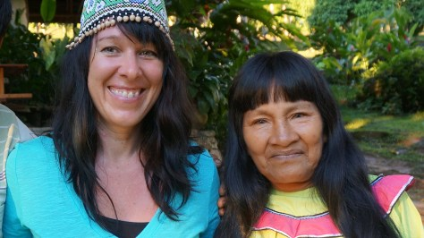 Meeting Mother Ayahuasca- Misha Almira
