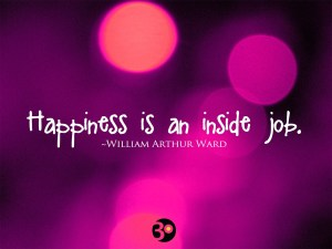 Happiness-Is-An-Inside-Job- Misha Almira
