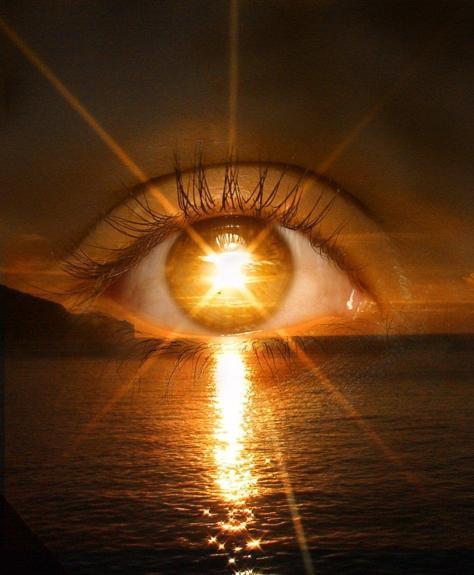 5 Reasons to Sun Gaze - Misha Almira