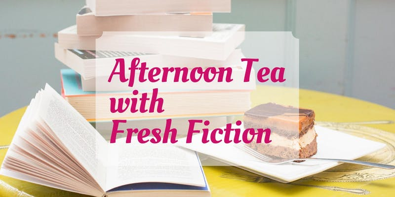 Fresh Fiction Afternoon Tea