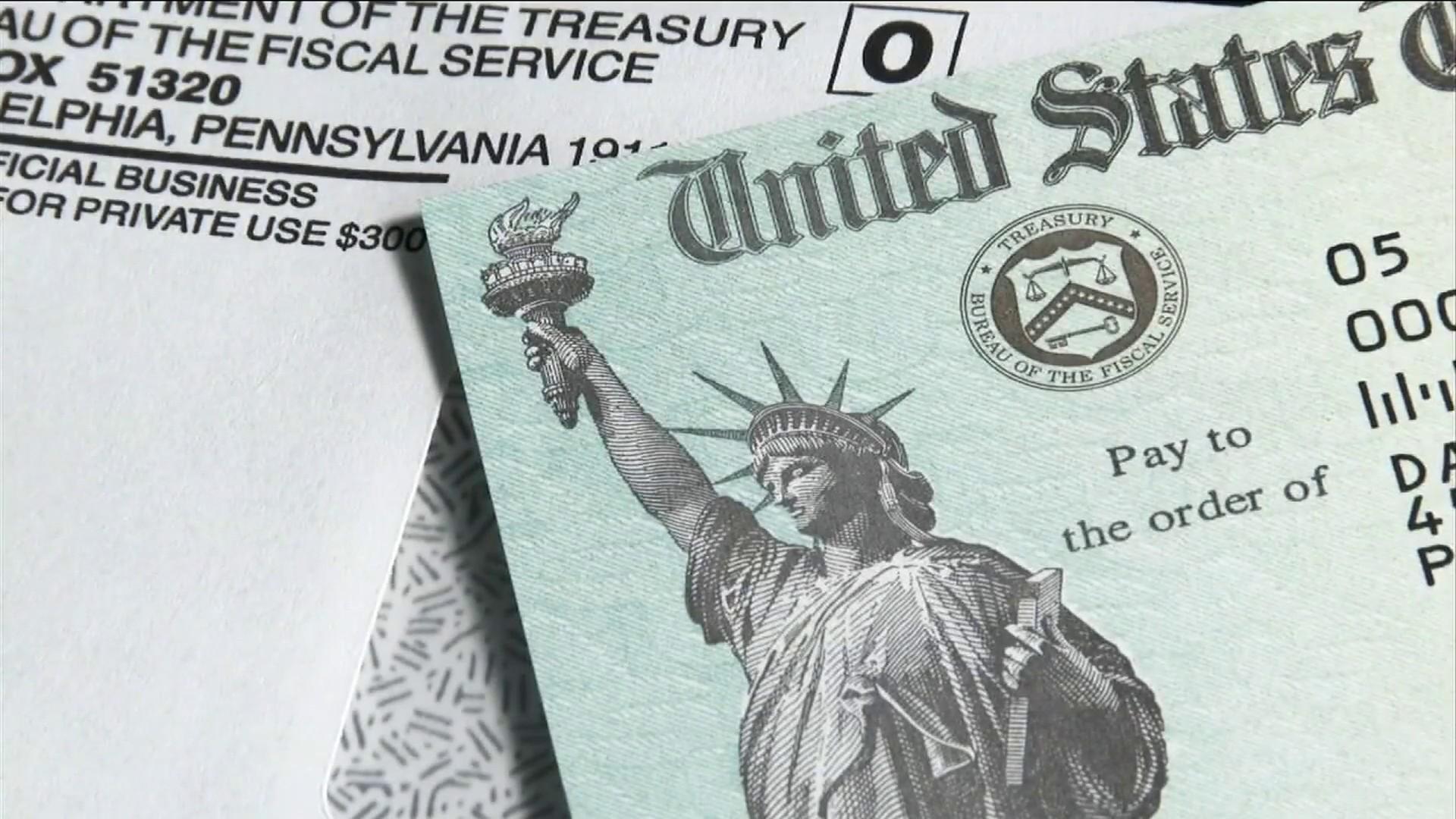 covid relief stimulus checks