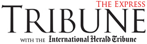 the express tribune logo