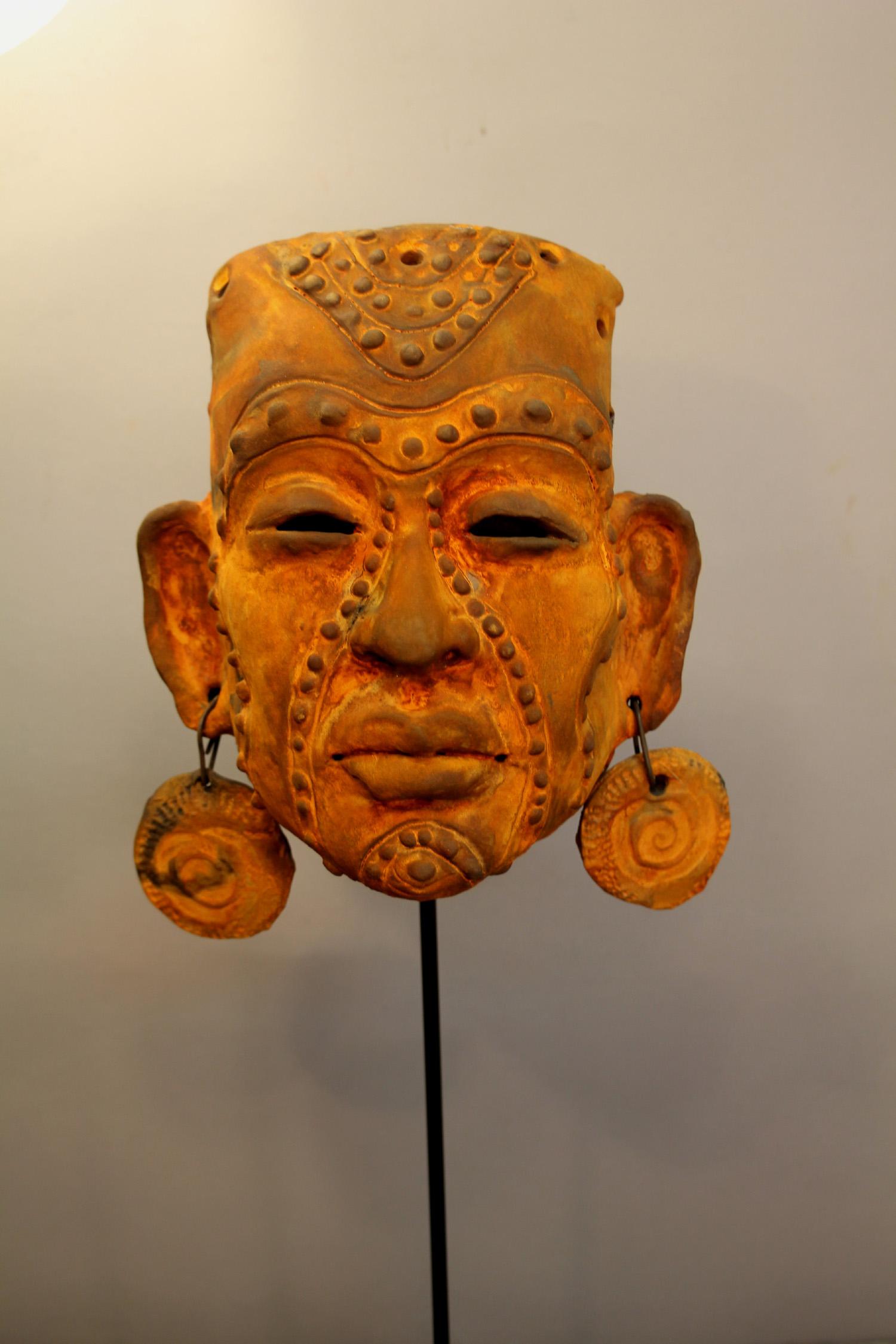African ceramic sculptures  Mishas Art