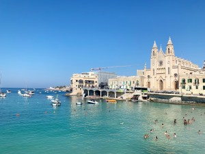 Visiting Malta in the Summer