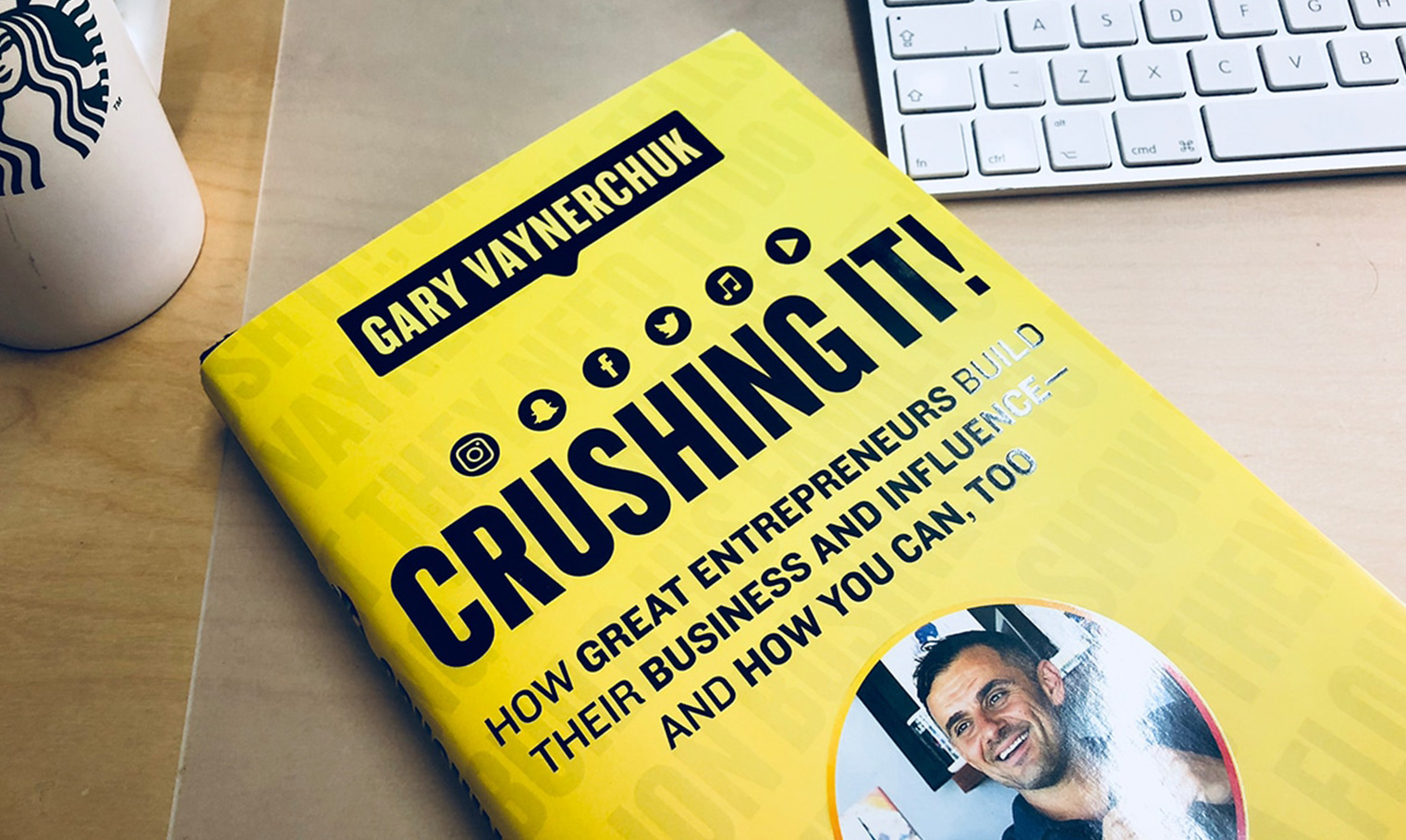 Crushing It!: How Great Entrepreneurs Build Their Business
