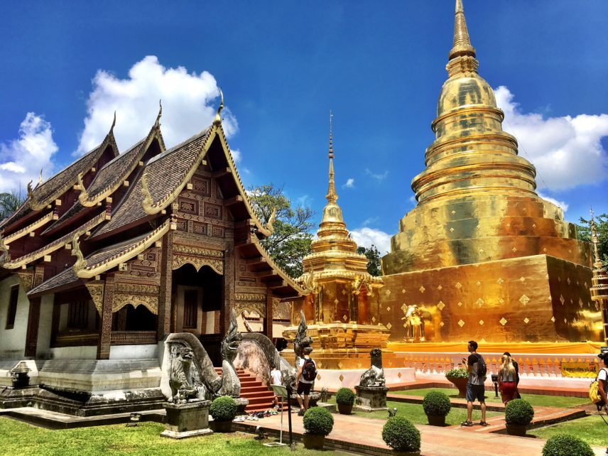 Notes from Thailand