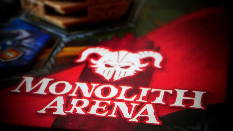 Logo Monolith Arena