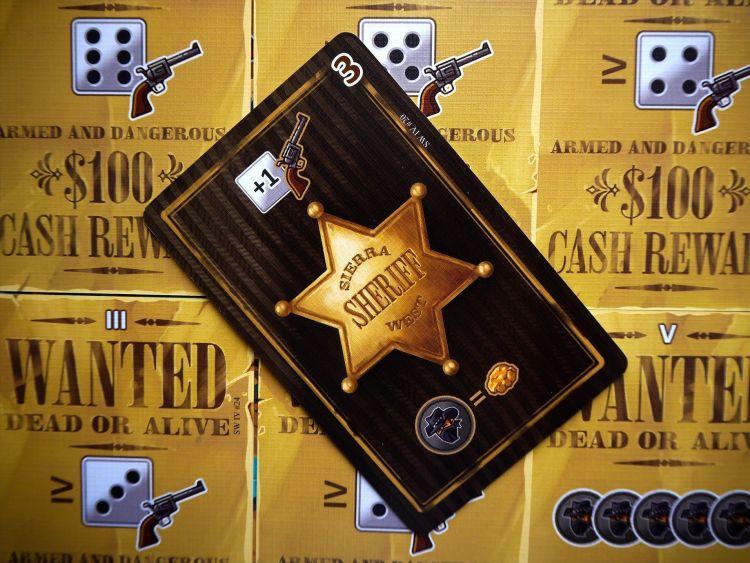 Sierra West - Sheriff
