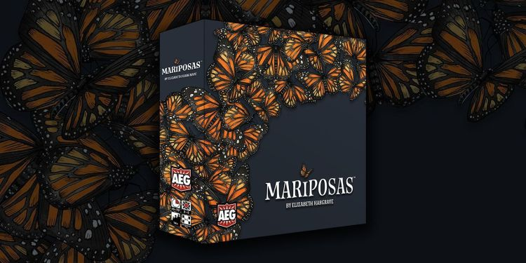 Mariposas - Juego de mesa