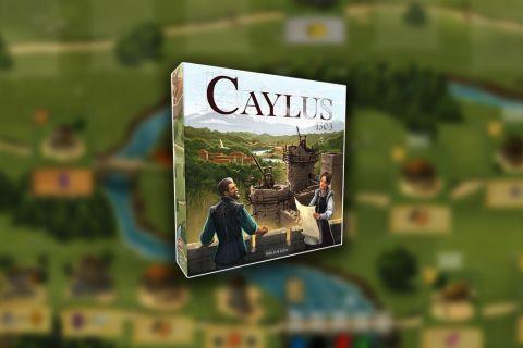 CAYLUS 1303 RESEÑA