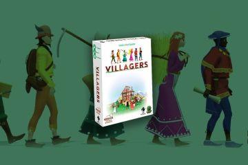 Villagers Reseña - - juegos de mesa