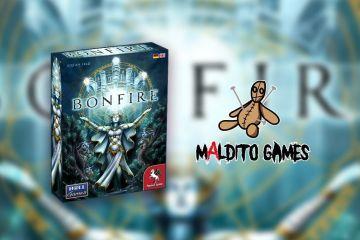 Bonfire por Maldito