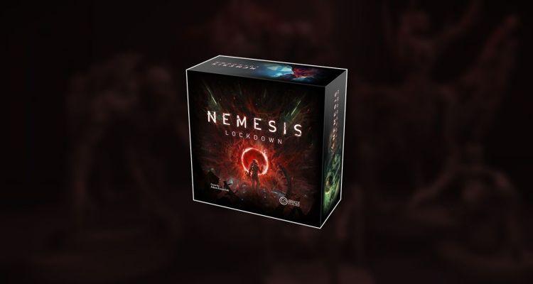 Nemesis Kickstarter