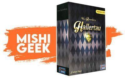 Maldito Games 2020 - uwe rosenbreg  Hallertau