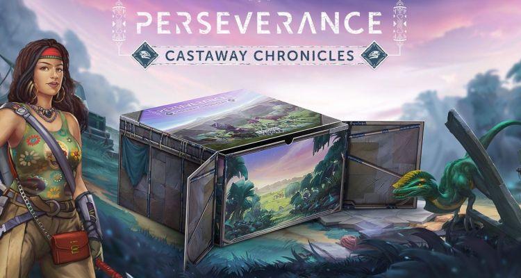 Perseverance portada