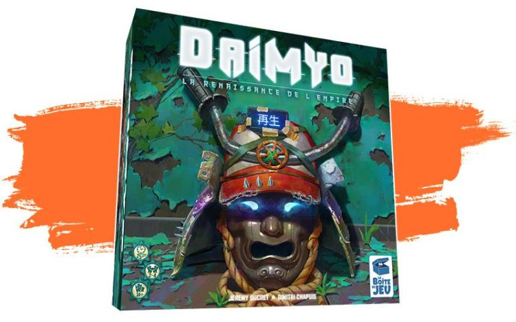 Daimyo - Tanda Maldito Games