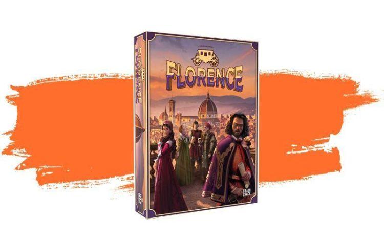 Florence kickstarter abril
