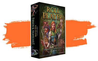 Roll Player Fiends & Familiars - Novedades Internacionales Verano