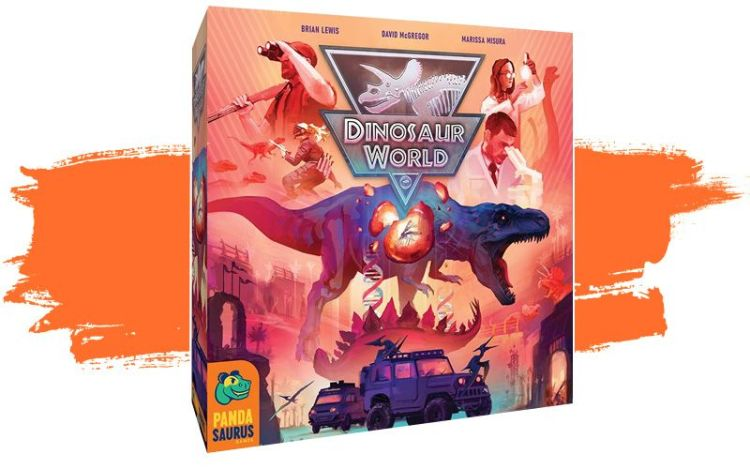 Kickstarter Septiembre segunda quincena . Dinosaur World