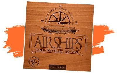 Kickstarter Septiembre segunda quincena - Airship