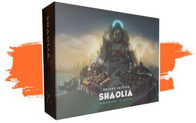 Kickstarter Septiembre segunda quincena - Shaolia