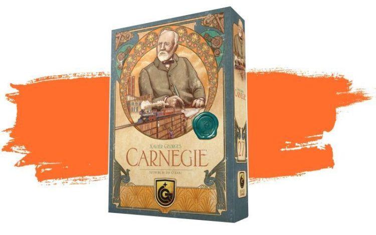 Kickstarter Enero 2021 segunda quincena - Carnegie