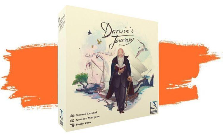 Darwins Journey Luciani - caja