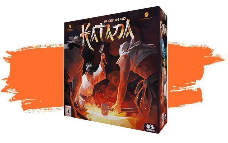 kickstarter Octubre segunda quincena Katana