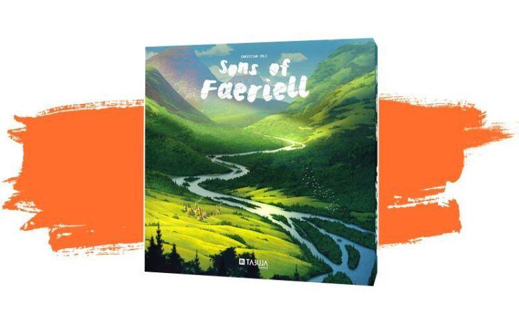 kickstarter Octubre segunda quincena - Songs of faeriel