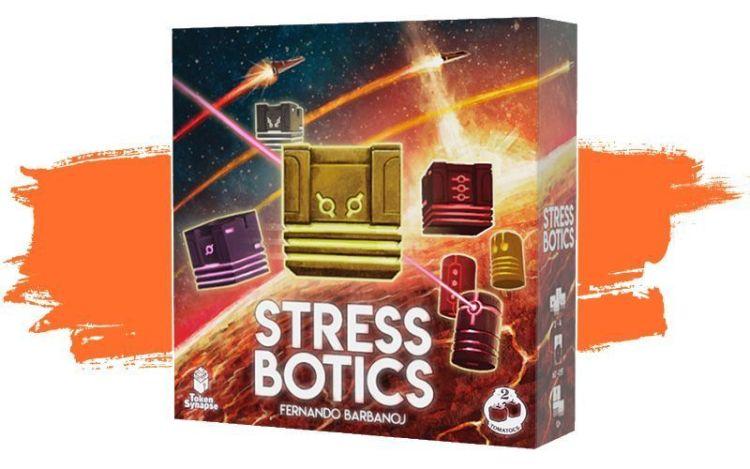 Demos españolas SPIEL - Stress Botics