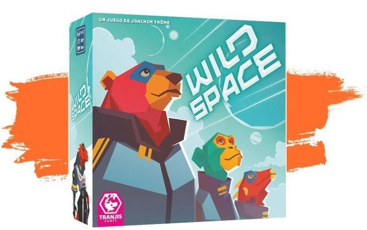 Caja del juego - Wildspace