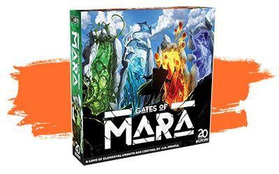 euros medios SPIEL - Gates of Mara