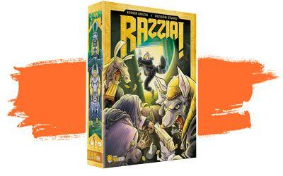 Ediciones Primigenio Próximos lanzamientos - Razzia!