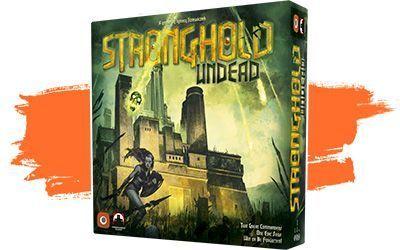 juegos a 2 SPIEL - Stronhold Undead