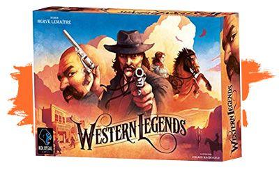 Western Legends - juegos temáticos regalo 2020