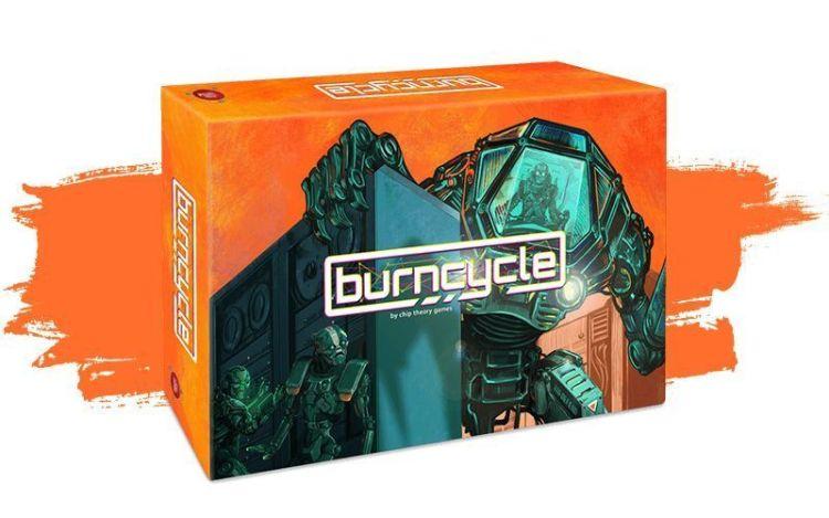 kickstarter Noviembre segunda quincena - Burncycle