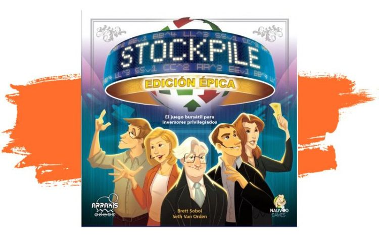 Stockpile - Novedades Enero 2021