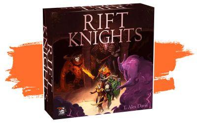 kickstarter Noviembre segunda quincena - Rift Knights