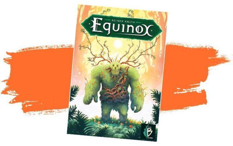 Equinox - Novedades Agosto 2021