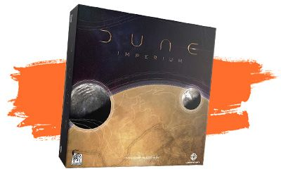 10 juegos de 2020 sin edición en español     - Dune Imperium